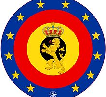 Coat of Arms of Belgian Armed Forces  by abbeyz71