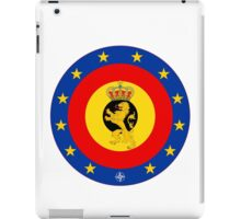 Coat of Arms of Belgian Armed Forces  iPad Case/Skin