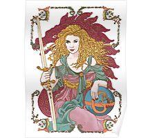 Sword of Gaia's Globe Poster