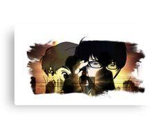 Zankyou no Terror Past & Present Canvas Print