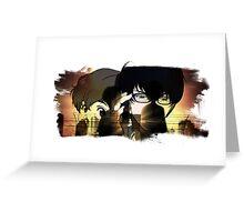 Zankyou no Terror Past & Present Greeting Card