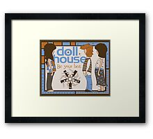 Dollhouse Framed Print