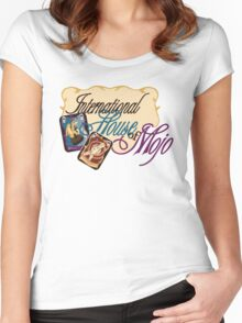 International House of Mojo Women's Fitted Scoop T-Shirt