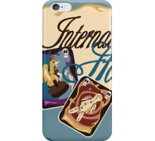 International House of Mojo iPhone Case/Skin