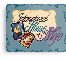 International House of Mojo Metal Print