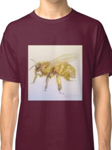 Busy Bee by Liz H Lovell Classic T-Shirt