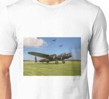 Three Lancasters #3 Unisex T-Shirt