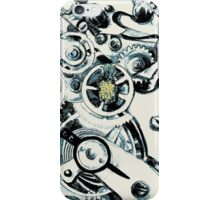 Clockwork Pineapple iPhone Case/Skin