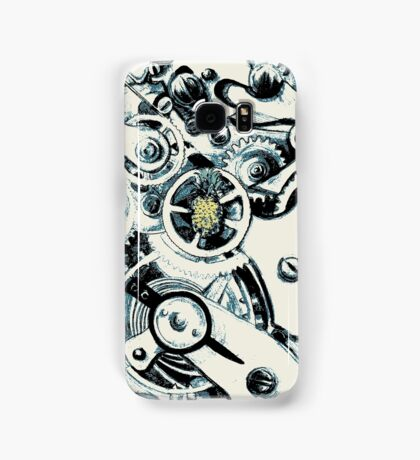 Clockwork Pineapple Samsung Galaxy Case/Skin