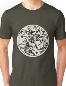 Clockwork Pineapple Unisex T-Shirt