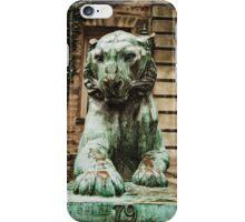 Princeton Tiger 3 iPhone Case/Skin