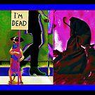 god is dead but not pavlov`s dog by charliethetramp