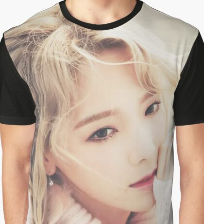 taeyeon-I Graphic T-Shirt