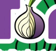 The TOR Project Small Logo Sticker