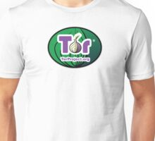 The TOR Project Big Logo Unisex T-Shirt