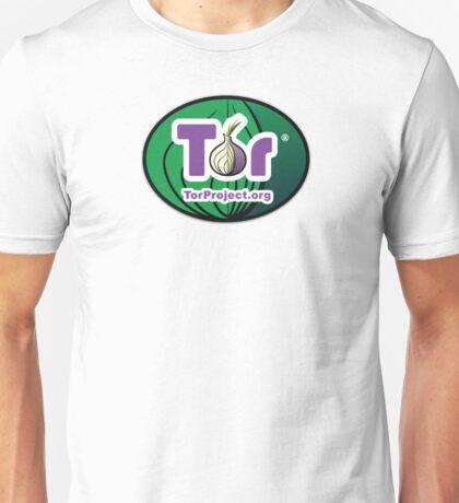 The TOR Project Big Logo Unisex T-Shirt