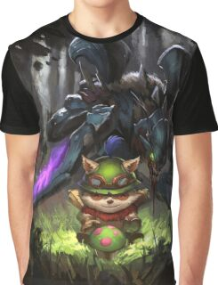 league of legends-teemo hunting Graphic T-Shirt
