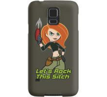 Let's Rock This Sitch Samsung Galaxy Case/Skin