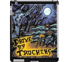 TARAZON02 Drive-By Truckers american band Tour 2016 iPad Case/Skin