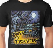 TARAZON02 Drive-By Truckers american band Tour 2016 Unisex T-Shirt