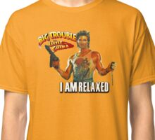 Jack Burton - I am relaxed Classic T-Shirt