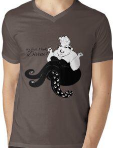 My Dear I Look Divine! Said Ursula Mens V-Neck T-Shirt