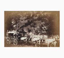 Black Hills treasure coach - John Grabill - 1887 One Piece - Short Sleeve