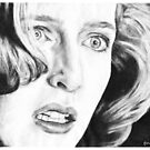 Dana Scully- Pusher by MarinaDekker