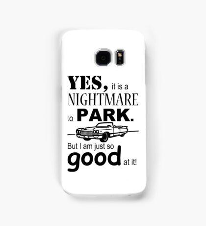 Cadillac Parking Samsung Galaxy Case/Skin
