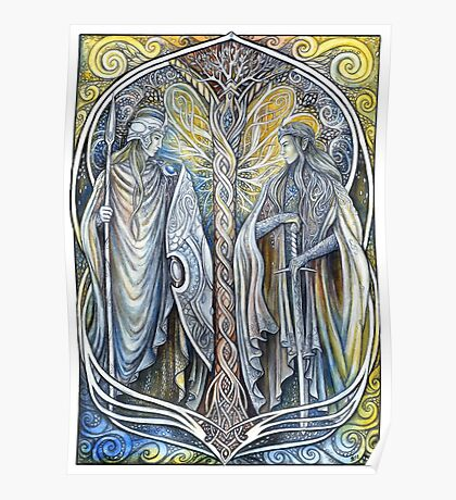 Elven lords Poster