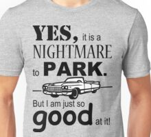 Cadillac Parking Unisex T-Shirt