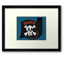 Murray Framed Print