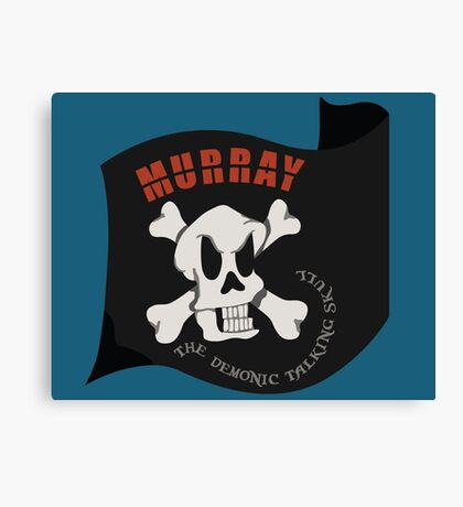 Murray Canvas Print