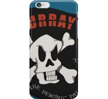 Murray iPhone Case/Skin