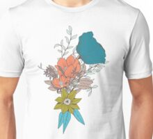 Botanical pattern 011 Unisex T-Shirt