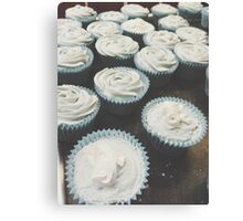 Baking and Brides Canvas Print