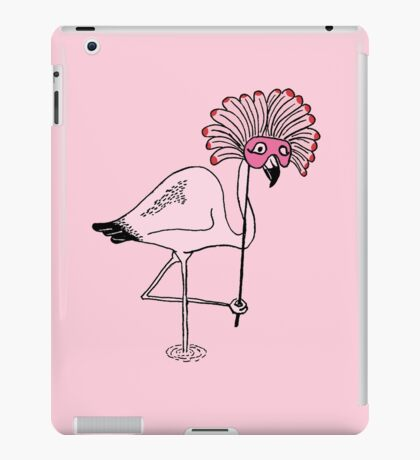 Over The Top? iPad Case/Skin