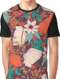 Botanical pattern 010 Graphic T-Shirt