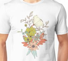 Botanical pattern 009 Unisex T-Shirt