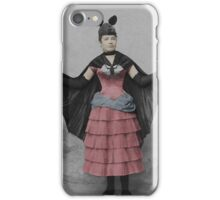 Victorian Batgirl iPhone Case/Skin