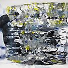After Silence, Original Art, Abstract painting by Dmitri Matkovsky