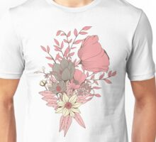 Botanical pattern 006 Unisex T-Shirt
