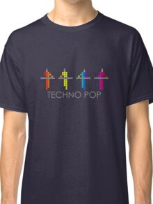 PIXEL8 | Power Station | TECHNO POP Classic T-Shirt