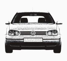 VW Golf MK4 Front One Piece - Short Sleeve