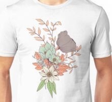Botanical pattern 004 Unisex T-Shirt