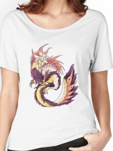 MONSTER HUNTER - Tamamitsune - Women's Relaxed Fit T-Shirt