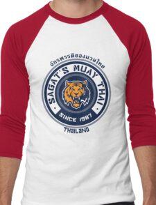Sagat's Muay Thai 2 Men's Baseball ¾ T-Shirt