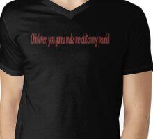 True Blood - Lafayette Ohh lover... Mens V-Neck T-Shirt