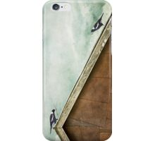 Theirs had always been a union of like minds iPhone Case/Skin