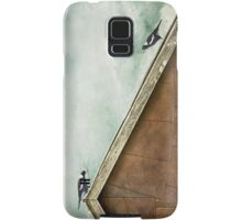 Theirs had always been a union of like minds Samsung Galaxy Case/Skin